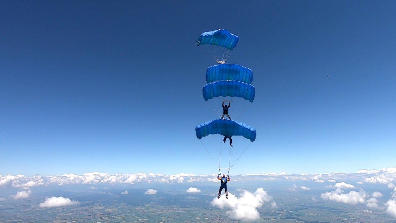 Campionatul Mondial de Parașutism TANAY 2020 (Rusia)