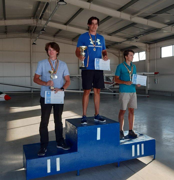 Campionatului national de planorism distanta