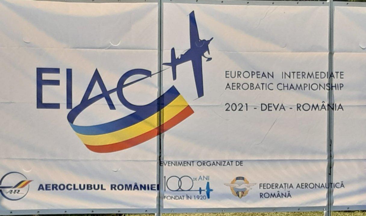 Campionatul European de acrobație Intermediate - EIAC-2021